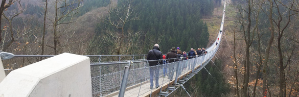 Wandern in der Moselregion 23. April - 31. Mai 2019
